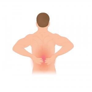 Diminue les douleurs de dos